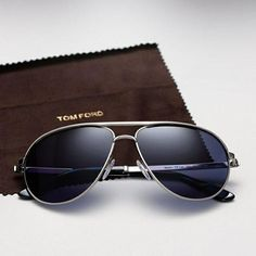 {SUNGLASSES FOR MEN} I love this gorgeous pair of Marko Sunglasses by Tom Ford x pinned with Pinvolve