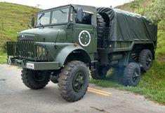 Mercedes-Benz LG-1519 6X6 - Brazilian Army