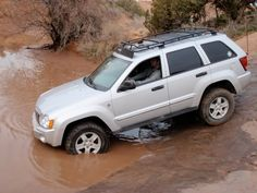 Jeep Grand Cherokee WK (2005-2010) as ExPo vehicle - Page 2 - Expedition Portal