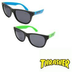 c7726d41bfc45 Óculos Thrasher Wayfarer Beer Goggles - R  82,00 no MercadoLivre Viajante,  Cerveja