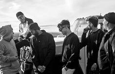 Le franglais - Que ses membres le veuillent ou non, le groupe de « post-rap » Dead Obies est devenu l'étendard de l'utilisation du franglais.