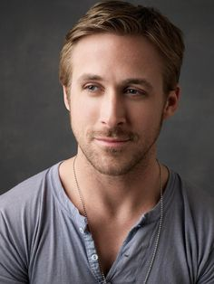 button down henley.oh look it's ryan gosling again