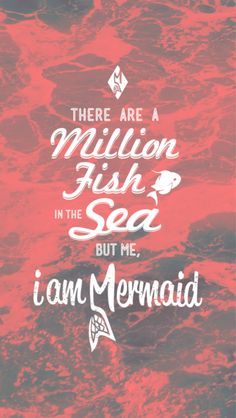 A special gift from i am mermaid LLC! Click on this photo, take a screen shot, save to your camera roll and make this your wall paper for your phone!