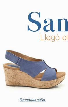 Sandalias Cuña - Clarks