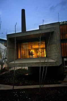 El museo de arte contemporáneo Can Framis, Barcelona.