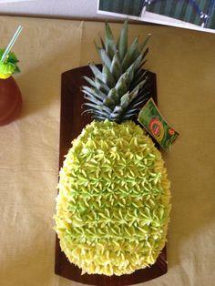 Hawaii Pineapple cake