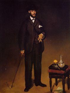 - Edouard Manet
