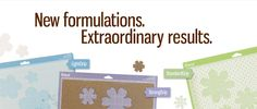New Formulations!! User Tested!! You're going to LOVE them!