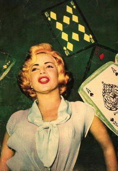 hend rostom - arabic marilyn monroe