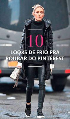 10 looks de frio para roubar do pinterest.