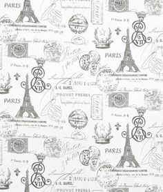 Paris fabric!