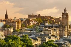 Edinburgh, Scotland - ONE of my top favorite places in the world!! (So far!)
