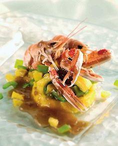 #Cucina: #Ananas #Tropical #Touch. #Mangiare #sano con un #frutto #tropicale #fresco, #leggero e #succoso, ma anche #dissetante, #digestivo e #economico...