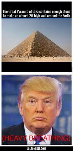 The Great Pyramid Of Giza...