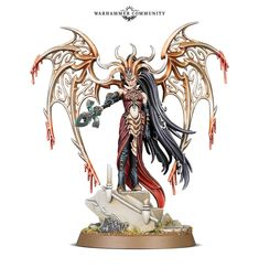 Daughters of Khaine Khinerai Warhammer Age of Sigmar GAMES WORKSHOP