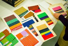 A reference library of patterns and colors | Marimekko