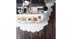 Le plus contrasté Parquet Chevrons, Sweet Home, Design Inspiration, Frame, Styles, Motifs, Home Decor, Interiors, Sun