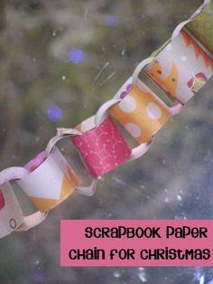 Scrapbook Paper Chai