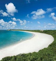Anguilla - Shoal Bay, one of the world's best beaches