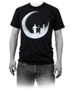 Fullbleed 'Lunar Theory' T-Shirt | Fullbleed official storefront powered by Merchline