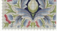 Gallery.ru / Фото #102 - William Morris Needlepoint (Beth Russell) - vihrova