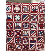 Old Glory Block of the Month buy In