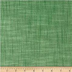 Kaufman Manchester Textured Yarn Dye Solid Shirting Fern