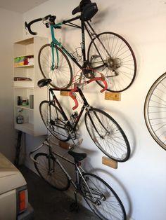 Bike storage idea