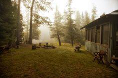 Cabin Life, Grayling Michigan rochephoto.com