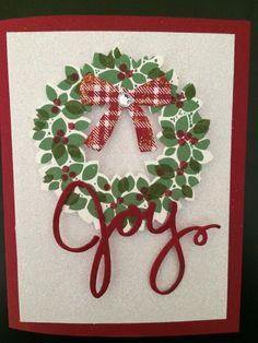 christmas wondrous wreath