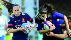 Rugby - Mondial : deux Normandes avec les Bleues - Paris Normandie - 07/08/2017 Rugby Feminin, Sport, Paris, World Rugby Cup, Gamer Girls, Normandie, Blue, Deporte, Montmartre Paris