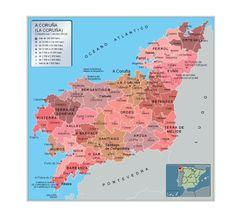 Coruña : enlaces de interés -Foro de GALICIA, ASTURIAS, CANTABRIA- 2138311 - LosViajeros Map, Travel, Life, Nightlife, Turismo, Places, Voyage, Viajes, Maps