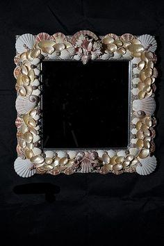 shell mirror