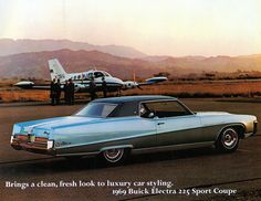 1969 Buick Electra 225 Sport Coupe