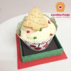 Cupcake Red Velvet  { Encomendas: carolina@carolinaprada.com.br - até 23/12/13 }