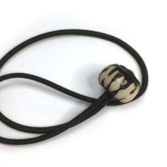 Batik Bone Loc Tie - Loccessories™ Loc Jewelry, Jewelry Sets, Owl Feather, Rings Of Saturn, Hair Ties, Gift Guide, Natural Hair, Bones, Hair Accessories