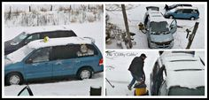"""A New Crabby Cabbie Vehicle, """"Just North of Wiarton & South of the Checkerboard"""""""