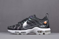 4208a56f7a6 Latest OFF-WHITE x Nike Air Max Plus TN Ultra Iridescent Men s Size AA3827-