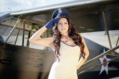 Riverside Military Pin Up Photographer