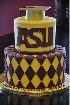 Graduation Cake....cant wait
