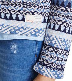 Odd Molly lovely knit jacket.