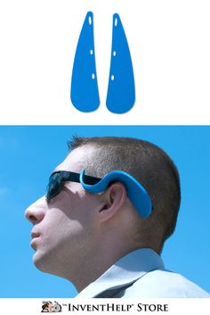 Keep your ears from sunburn this summer with the Ear Visor! Now available at the inventhelpstore.com.