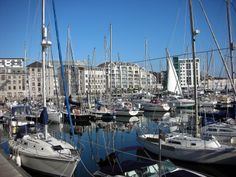 Sutton Harbour, at the heart of Plymouth's waterfront.
