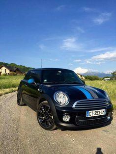 Dream MINI Cooper | black | details | MINI | Mini Cooper | Dream Car | Car | Schomp MINI