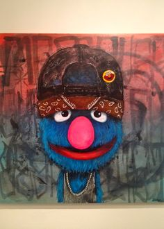 Sesame Street Meets Graffiti in 10 Awesome Artworks by L.A.'s Seventh Letter Crew - Los Angeles - Arts - Public Spectacle - Page 2