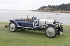 1922 Voisin C3 Strasbourg Racing Car