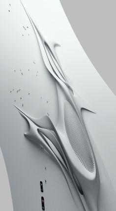 Bio Parametric Architecture, Parametric Design, Organic Architecture, Concept Architecture, Futuristic Architecture, Amazing Architecture, Contemporary Architecture, Landscape Architecture, Architecture Design
