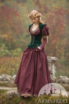 """Mittelalter Gewand """"Prinzessin im Exil"""""""