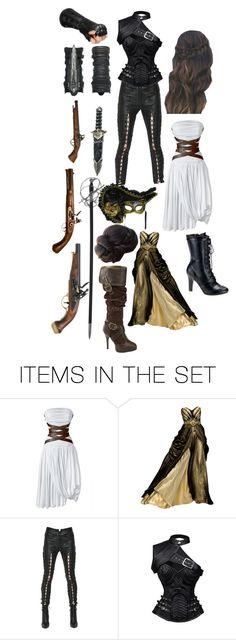 Designer Clothes, Shoes & Bags for Women Steampunk Mode, Steampunk Cosplay, Steampunk Fashion, Cosplay Outfits, Cosplay Costumes, Renaissance Costume, Fantasy Costumes, Fantasy Dress, Halloween Disfraces