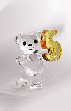 Kris Bear age 5